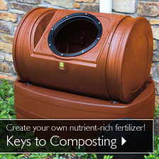 The Keys to Composting