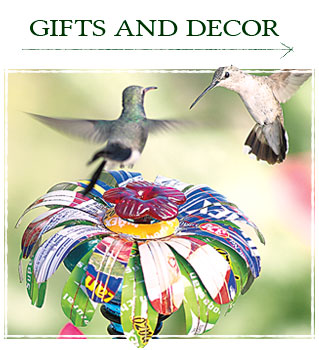 Gifts and Decor button