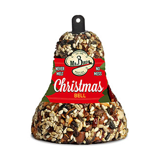 Christmas Fruit & Nut Bell