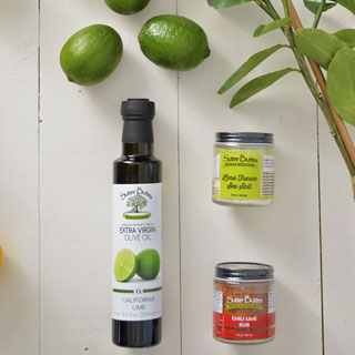 Luscious Lime Lovers Tree Gift SetImage