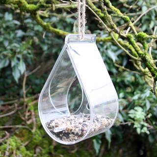 Dewdrop Window Feeder