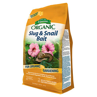 Espoma® Slug and Snail Bait 1.25 lb. Bag