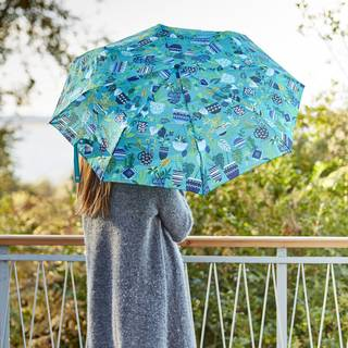Brie Harrison Compact UmbrellaImage