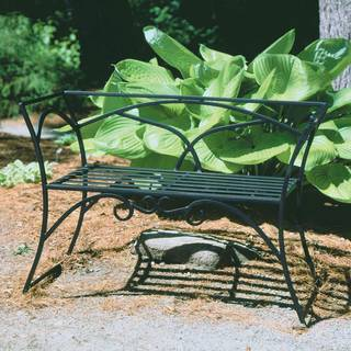 Arbor Bench w/ Back