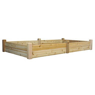 Raised Garden Bed Natural Extra LargeImage