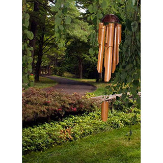 Half Coconut Wind Chimes