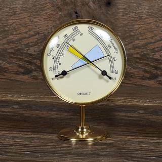 Comfortmeter in Vermont Dial Case