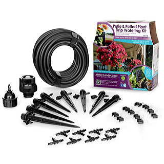 Patio Water Kit 8 Plants