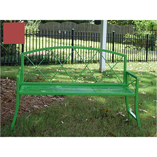 Junior Living Color Bench-Tulip