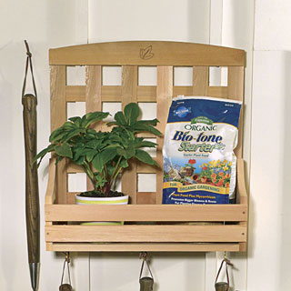 Trellis Caddy
