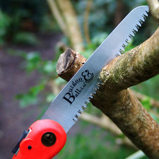 Folding Pruning Saw