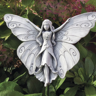Madame Butterfly Sculpture