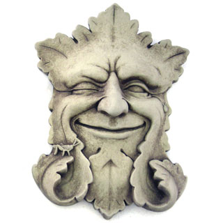 Garden Smile Botanical Plaque