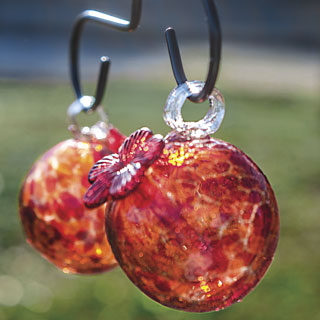 Droplets™ Duo Hummingbird Feeder