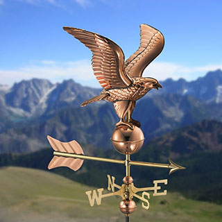 Eagle Garden Weathervane