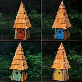 Lord of the Wing Bird House