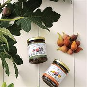 Savory Fig Fanatics Tree Gift Set