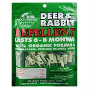 Deer and Rabbit Plant Repellents (50 repellents)