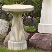 Universal Spanish Moss Bird Bath Set