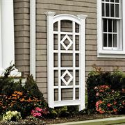 60-inch Milan Diamond Panel Trellis