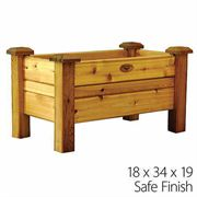 Western Red Cedar Planter Boxes