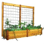 Raised Garden Bed Trellis Kit