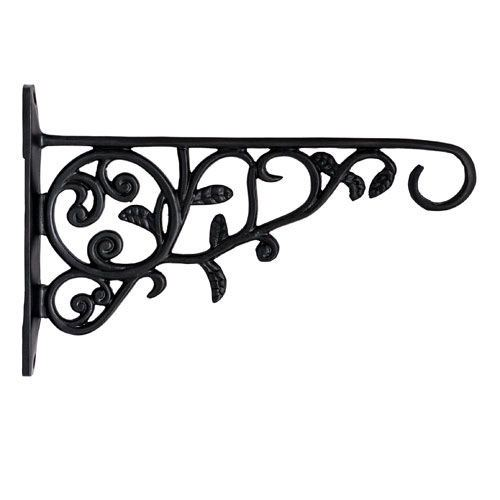 Restorers Brass Vine Plant Hanger-Pair-Oil Rubbed Bronze