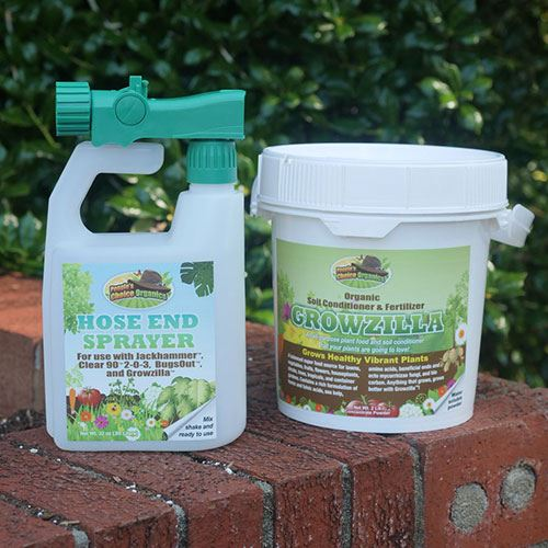 Growzilla™ Soil Conditioner