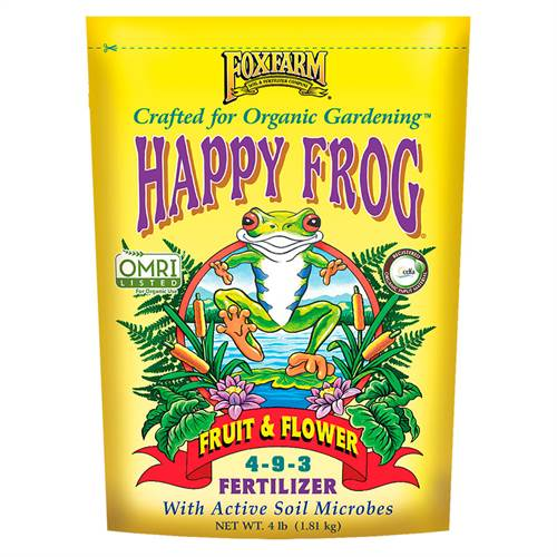 FoxFarm Happy Frog® Fruit & Flower