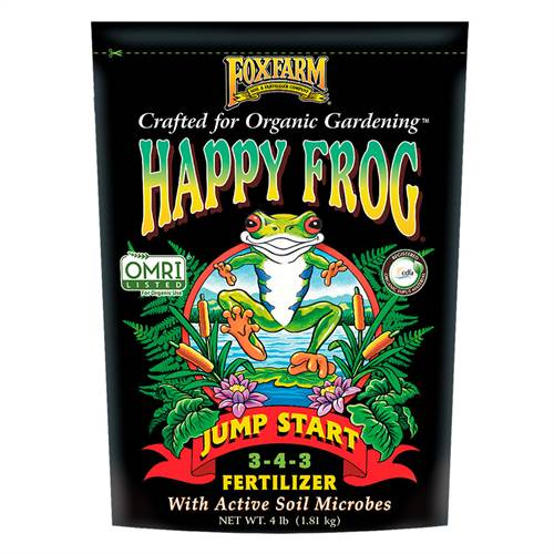 FoxFarm Happy Frog® Jump Start Fertilizer