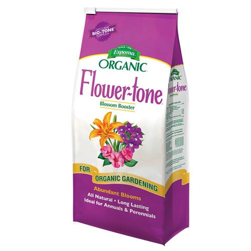 Espoma® Flower-tone 4 lb Bag