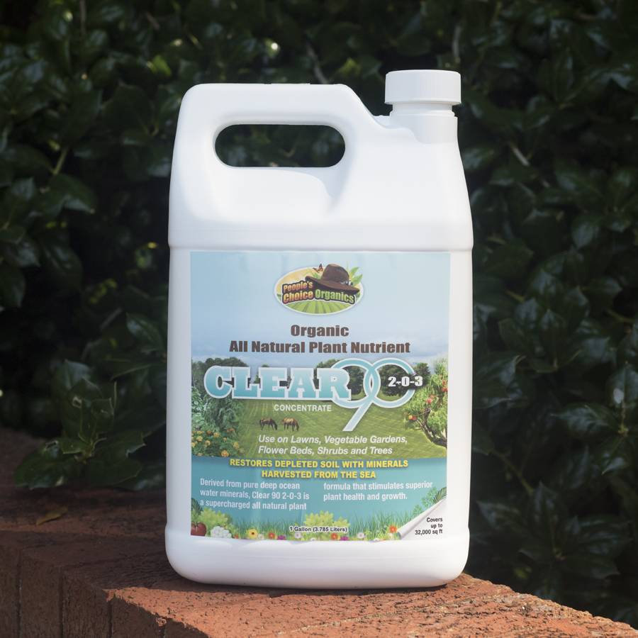 Clear90™ 2-0-3 Organic Concentrate Plant Nutrient Image