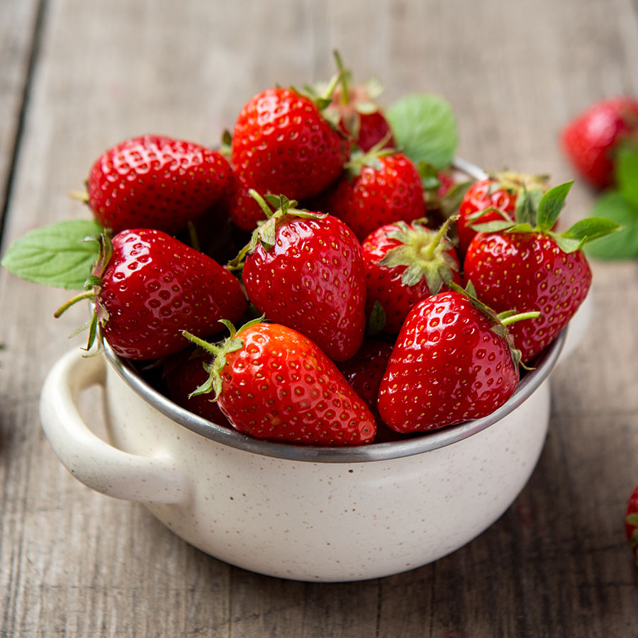 Eversweet Strawberry Plants Pack Of 25
