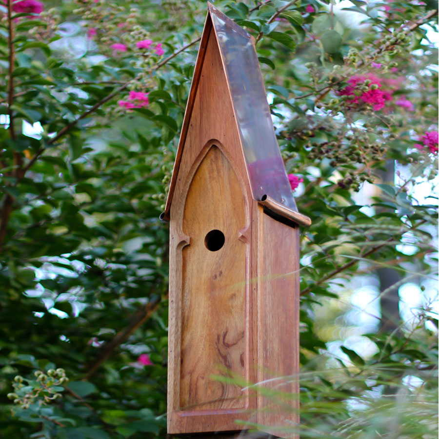 American classic bird house at wayside gardens for Classic bird houses