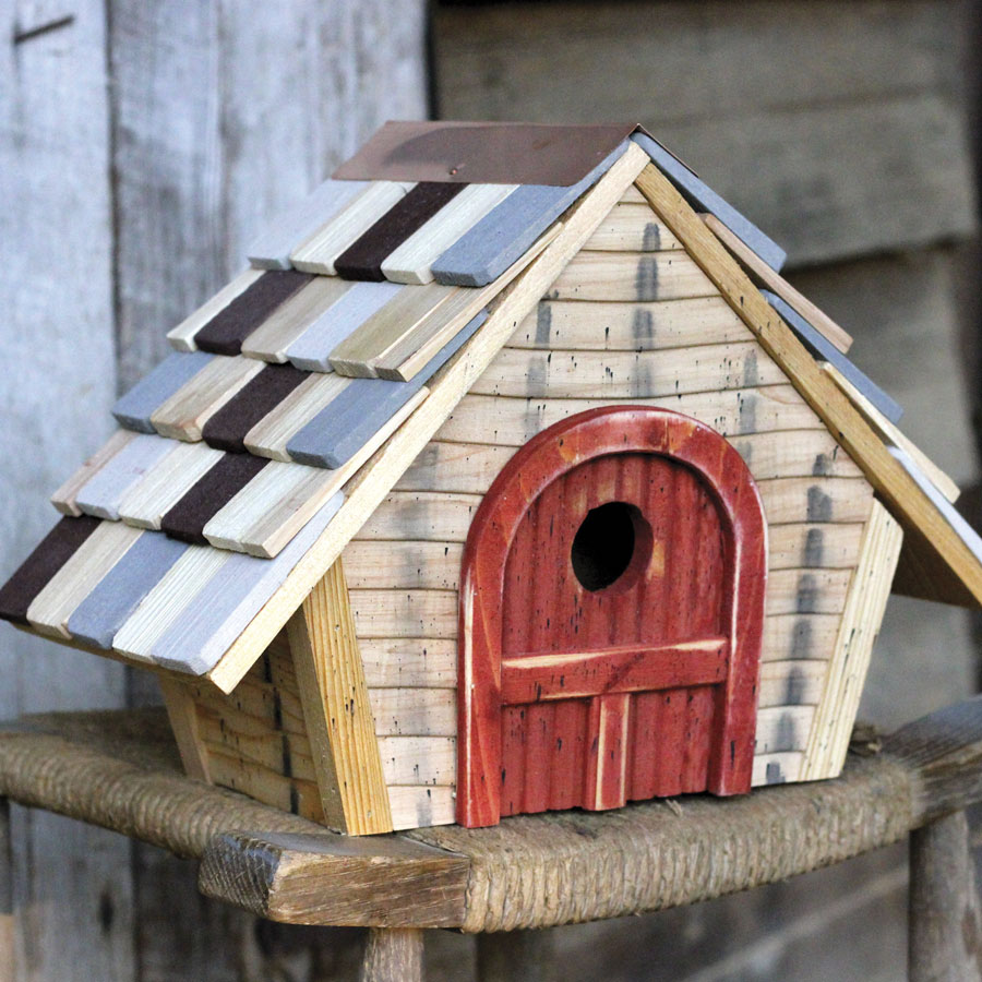 Pictures For House: Prairie Bird House From Wayside